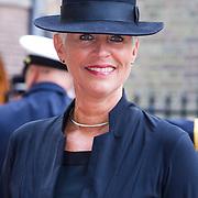 NLD/Den Haag/20130917 -  Prinsjesdag 2013, staatssecretaris Wilma Mansveld van Infrastructuur en Milieu