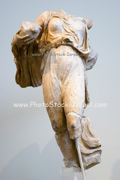 Greece, Athens, National Archaeology Museum. female bust