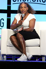 Serena Williams speaks at Shop.Org Las Vegas - 14 Sept 2018