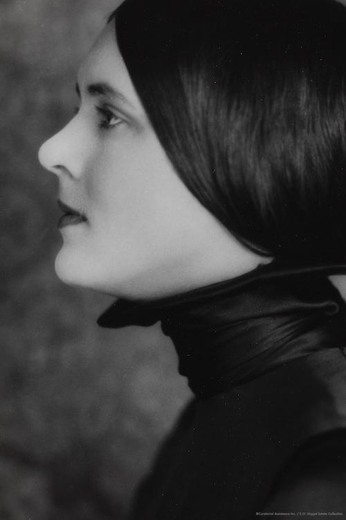 Irene Dineley, painter, USA, 1926