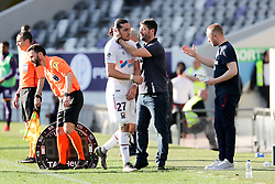 February 24, 2019 - Toulouse, France - 27 ENZO CRIVELLI (CAEN) - FAIR PLAY - REMPLACEMENT - DECEPTION (Credit Image: © Panoramic via ZUMA Press)
