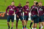 England Training Session 071015