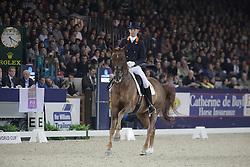 Minderhoud Hans Peter (NED) - Exquis Nadine<br /> Reem Acra FEI World Cup Freesrtyle qualifier of Jumping Mechelen 2010<br /> © Dirk Caremans