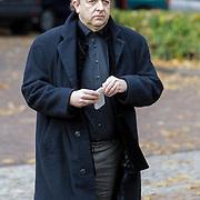 NLD/Laren/20121031 - Uitvaart Joop Stokkermans, jon van Eerd