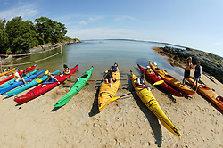 Getting Ready for Kayaking