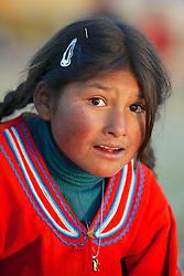 Leticia - Uros Girl