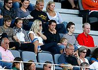 17.08.08 Adeccoligaen 2008<br /> Start vs Sparta Sarpsborg<br /> Sør Arena - Kristiansand Stadion<br /> Fotograf: Petter Emil Wikøren/Digitalsport<br /> <br /> Starts tredjekeeper Tommy Runar har vært utlånt til Fredrikstad i store deler av kampen - under kampen mot Sparta satt Grimstadgutten på tribunen sammen med sin kjæreste