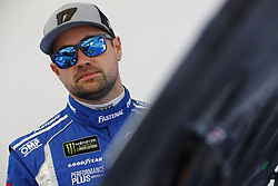 March 2, 2018 - Las Vegas, Nevada, United States of America - March 02, 2018 - Las Vegas, Nevada, USA: Ricky Stenhouse Jr (17) hangs out in the garage during practice for the Pennzoil 400 at Las Vegas Motor Speedway in Las Vegas, Nevada. (Credit Image: © Chris Owens Asp Inc/ASP via ZUMA Wire)