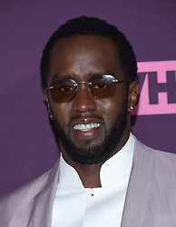 May 3, 2018 - Los Angeles, California, U.S. - Sean Diddy Combs arrives for the VH1's 3rd Annual 'Dear Mama: A Love Letter to Moms' at the Theatre at the Ace Hotel. (Credit Image: © Lisa O'Connor via ZUMA Wire)