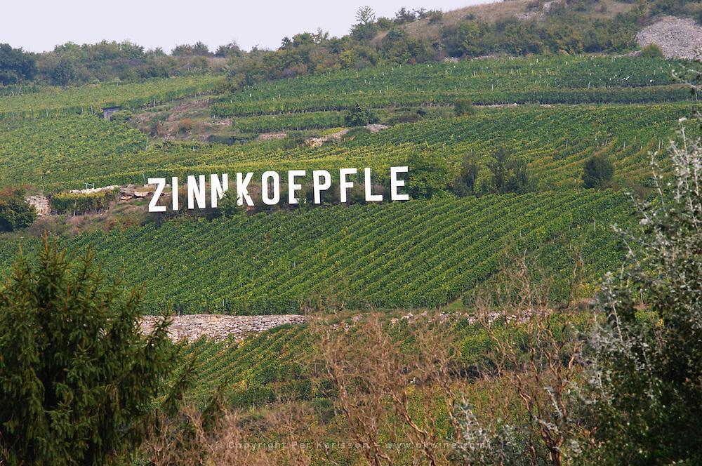 vineyard zinnkoepfle grand cru westhalten alsace france