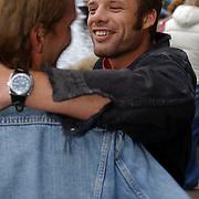 NLD/Amsterdam/20050808 - Deelnemers Sterrenslag 2005, Bart Spring in 't Veld