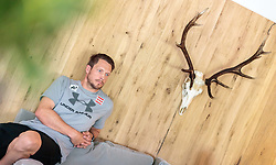 23.06.2017, Hotel Forsthofgut, Leogang, AUT, OeSV, Schwimmtraining Damen Speed Team, im Bild Roland Assinger (Gruppentrainer WC-RTL/Kombi) // during a swimmtraining of the Austrian Ladies Speed Team at the Hotel Forsthofgut, Leogang, Austria on 2017/06/23. EXPA Pictures © 2017, PhotoCredit: EXPA/ JFK