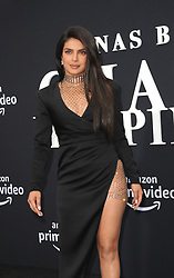 Priyanka Chopra at the premiere of Amazon Prime Video's 'Chasing Happiness' held at the Regency Bruin Theatre in Westwood, USA on June 3, 2019.