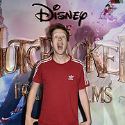 Dan Simpson attend The Nutcracker and the Four Realms - UK premiere at Vue Westfield, Westfield Shopping Centre, Ariel Way on 1st Nov 2018, London, UK.