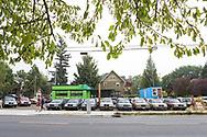 En Volvohandlare i Portland.<br /> Portland, Oregon, USA<br /> Foto: Christina Sjögren