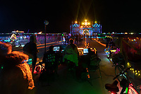 I was wondering how the sound coming from this mutant vehicle could be so exquisite. Then I saw their sound and light crew at work. Also worth noting that when the vehicle is in motion they do audio levels and EQ from an ipad. The sound guy walks alongside the vehicle tweaking as it moves. You people are freakin amazing! My Burning Man 2018 Photos:<br /> https://Duncan.co/Burning-Man-2018<br /> <br /> My Burning Man 2017 Photos:<br /> https://Duncan.co/Burning-Man-2017<br /> <br /> My Burning Man 2016 Photos:<br /> https://Duncan.co/Burning-Man-2016<br /> <br /> My Burning Man 2015 Photos:<br /> https://Duncan.co/Burning-Man-2015<br /> <br /> My Burning Man 2014 Photos:<br /> https://Duncan.co/Burning-Man-2014<br /> <br /> My Burning Man 2013 Photos:<br /> https://Duncan.co/Burning-Man-2013<br /> <br /> My Burning Man 2012 Photos:<br /> https://Duncan.co/Burning-Man-2012