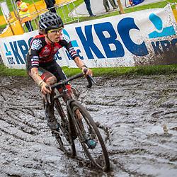 2019-10-19: Cycling: Superprestige: Boom: Jolien Verschueren fighting for her comeback