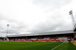A general view of Griffin Park - Mandatory by-line: Dougie Allward/JMP - 16/04/2016 - FOOTBALL - Griffin Park - Brentford, England - Brentford v Bristol City - Sky Bet Championship