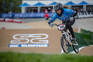 #700 (TORRES Marion) FRA at Round 2 of the 2020 UCI BMX Supercross World Cup in Shepparton, Australia.