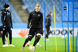 November 28, 2018 - MalmÃ, Sweden - 181128 Sören Rieks of Malmö FF during a training session ahead of the Europa league match between Malmö FF and Genk on November 28, 2018 in Malmö..Photo: Petter Arvidson / BILDBYRÃ…N / kod PA / 92159 (Credit Image: © Petter Arvidson/Bildbyran via ZUMA Press)