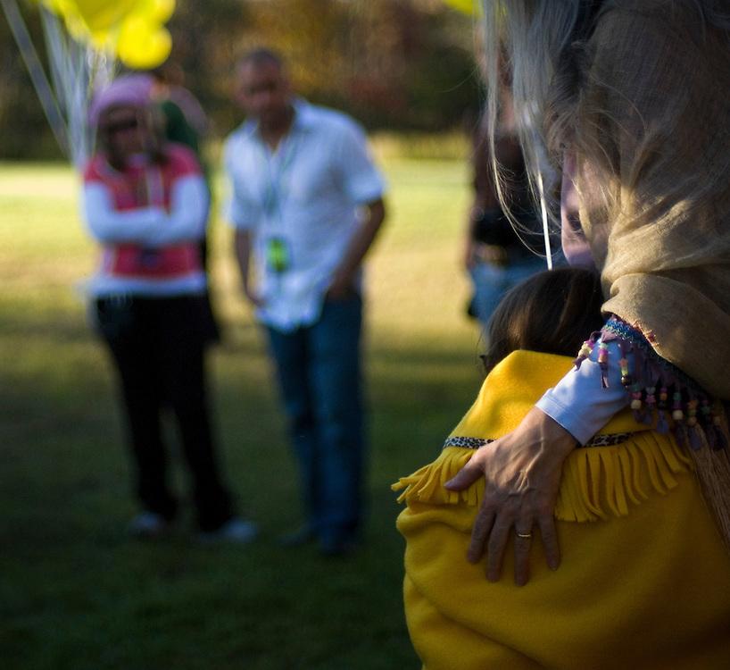 (photo by Matt Roth)..The Eddie Adams Workshop in Jeffersonville Sunday, October 8, 2006.