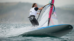 31.07.2012, Bucht von Weymouth, GBR, Olympia 2012, Windsurfen, im Bild RS:X Men, Esposito Federico (ITA) . EXPA Pictures © 2012, PhotoCredit: EXPA/ Juerg Kaufmann ***** ATTENTION for AUT, CRO, GER, FIN, NOR, NED, POL, SLO and SWE ONLY!