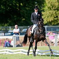 Express Eventing - 2011 - CLA Game Fair - Blenheim Palace