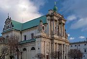 Kościół Wniebowzięcia Najświętszej Maryi Panny i św. Józefa Oblubieńca w Warszawie, Polska<br /> Church of the Assumption of the Virgin Mary and of St. Joseph, Warsaw, Poland