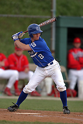 15 February 2007: Ryan Bond. Indiana State Sycamores gave up the first game of the double-header by a score of 16-6 to the Illinois State Redbirds at Redbird Field on the campus of Illinois State University in Normal Illinois.