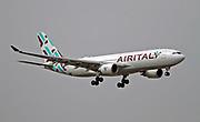EI-GGP Airitaly Airbus A330 Photographed at Malpensa airport, Milan, Italy