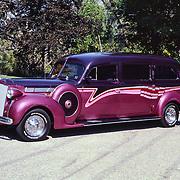1938 Packard Hearse1601 A