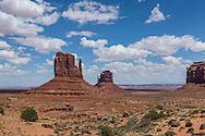 The Mittens, Monument Valley, Arizona