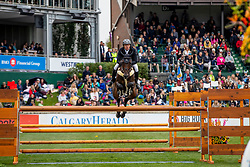 Greve Willem, NED, Zypria S<br /> Spruce Meadows Masters - Calgary 2019<br /> © Hippo Foto - Dirk Caremans<br />  08/09/2019