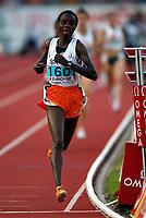 Edith Masai (KEN) über 3000 m. © Andy Mueller/EQ Images
