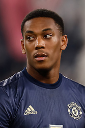 November 7, 2018 - Turin, Italy - Anthony Martial of Manchester United during the Group H match of the UEFA Champions League between Juventus FC and Manchester United FC on November 7, 2018 at Juventus Stadium in Turin, Italy. (Credit Image: © Mike Kireev/NurPhoto via ZUMA Press)