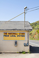 The Marshall Store, Tomales Bay, California.