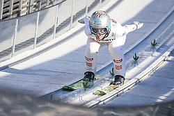 02.03.2021, Oberstdorf, GER, FIS Weltmeisterschaften Ski Nordisch, Oberstdorf 2021, Damen, Skisprung, HS137, Einzelbewerb, Qualifikation, im Bild Sophie Sorschag (AUT) // Sophie Sorschag (AUT) during the qualification jump for the women ski Jumping HS137 single competition of FIS Nordic Ski World Championships 2021 Oberstdorf, Germany on 2021/03/02. EXPA Pictures © 2021, PhotoCredit: EXPA/ Tadeusz Mieczynski