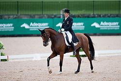 Ruder Kai, GER, Colani Sunrise<br /> World Equestrian Games - Tryon 2018<br /> © Hippo Foto - Dirk Caremans<br /> 13/09/2018
