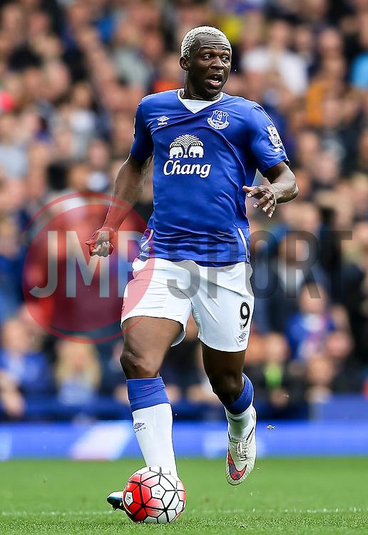 Everton's Arouna Kone   - Mandatory byline: Matt McNulty/JMP - 07966386802 - 12/09/2015 - FOOTBALL - Goodison Park -Everton,England - Everton v Chelsea - Barclays Premier League