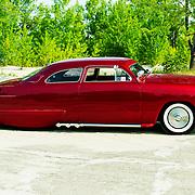 Custom 1949 Mercury Meteor 2 door