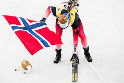 March 24, 2019 - Oslo, NORWAY - 190324 Johannes Thingnes Bø of Norway after the men's 15 km mass start during the IBU World Cup on March 24, 2019 in Oslo..Photo: Jon Olav Nesvold / BILDBYRÃ…N / kod JE / 160428 (Credit Image: © Jon Olav Nesvold/Bildbyran via ZUMA Press)