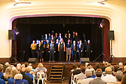 The Baden St Singers at the 2019 Guildford Songfest