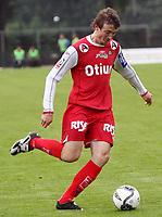 Fotball , <br /> Adeccoligaen  19  August  2007 , Sarpsborg  Stadion   , <br /> FK Sparta Sarpsborg  v  Bryne FK  3-3<br /> <br /> Foto:Dagfinn Limoseth - Digitalsport<br /> <br /> Håvard Sakariassen , Bryne