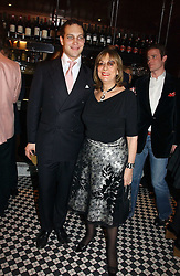 LORD FREDERICK WINDSOR and NINA CAMPBELL at The Christmas Cracker - an evening i aid of the Starlight Children's Charity held at Frankies, Knightsbridge on 13th December 2006.<br /><br />NON EXCLUSIVE - WORLD RIGHTS