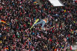 08.02.2020, Mühlenkopfschanze, Willingen, GER, FIS Weltcup Skisprung, Willingen, Herren, Wertungsdurchgang, im Bild Stefan Kraft (AUT) // during his competition jump for the men's FIS Skijumping World Cup at the Mühlenkopfschanze in Willingen, Germany on 2020/02/08. EXPA Pictures © 2020, PhotoCredit: EXPA/ Tadeusz Mieczynski