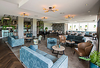 GOES - Interieur clubhuis  Golfbaan De Goese Golf,   op Zuid-Beveland, COPYRIGHT  KOEN SUYK