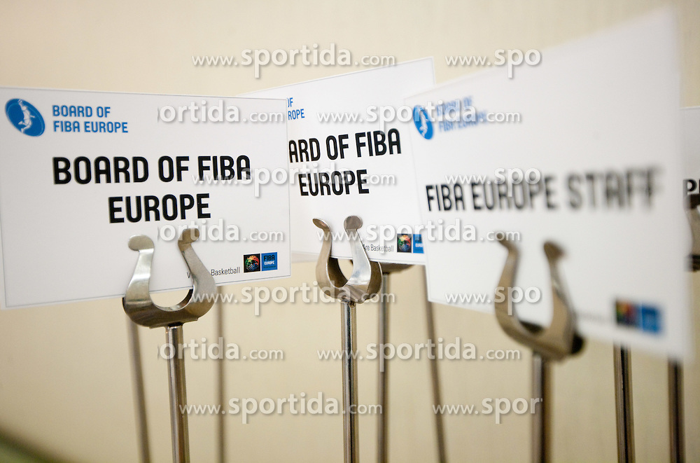 Board of FIBA Europe at Eurobasket 2013 Candidate presentation of Slovenia at FIBA EUROPE Board on December 05, 2010 in Munich, Germany. The Board decided that Eurobasket 2013 will be held in Slovenia. (Photo By Vid Ponikvar / Sportida.com)