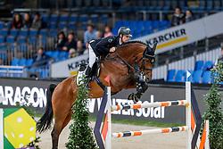 Ehning Marcus, GER, A La Carte NRW<br /> Stuttgart - German Masters 2019<br /> © Hippo Foto - Stefan Lafrentz<br /> 14/11/2019
