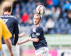 Falkirk's Craig Sibbald.<br /> half time : Falkirk v Cowdenbeath, Scottish Championship game played today at The Falkirk Stadium.<br /> © Michael Schofield.
