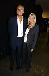 CHARLES & PANDORA DELEVINGNE at the opening party of the new Frankie's Bar & Grill at Selfridges, Oxford Street, London on 6th September 2006.<br /><br />NON EXCLUSIVE - WORLD RIGHTS